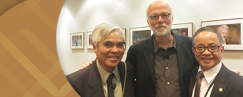 "MagRabbit CEO Tommy Hodinh Honored as a Participant in the Vietnam War Summit ""Power of a Picture"" Discussion with Pulitzer Prize Winning Photographers David Hume Kennerly and Nick Ut"