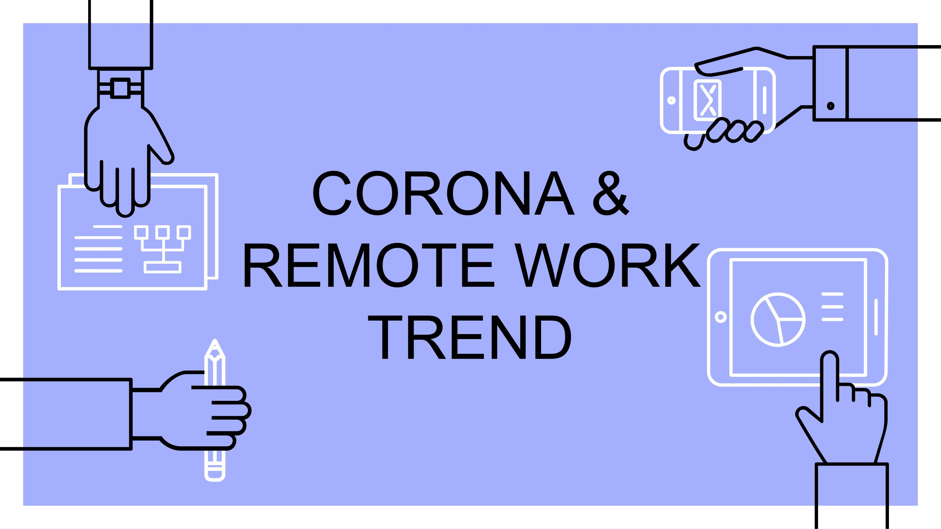 Coronavirus and Work from home productively